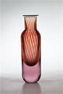 1067: Vase Antonio da Ros (Entwurf), Cenedese, Murano,