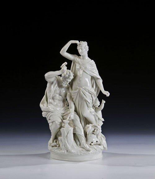4: Thetis in der Schmiede des Hephaistos