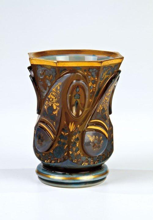 23: Very rare Stoneglass-Beaker Attributed to the Glass