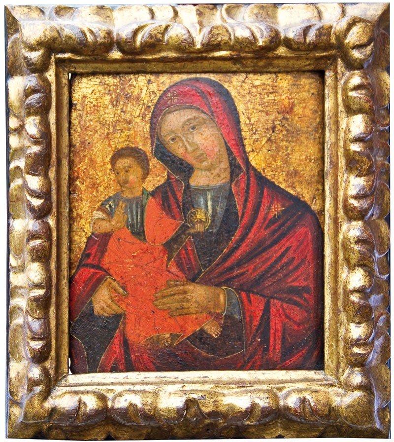 2: Madre della Consolazione