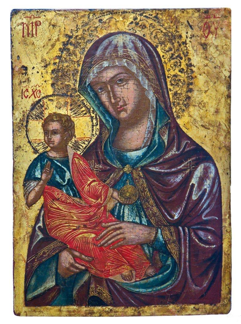 3: Madre della Consolazione