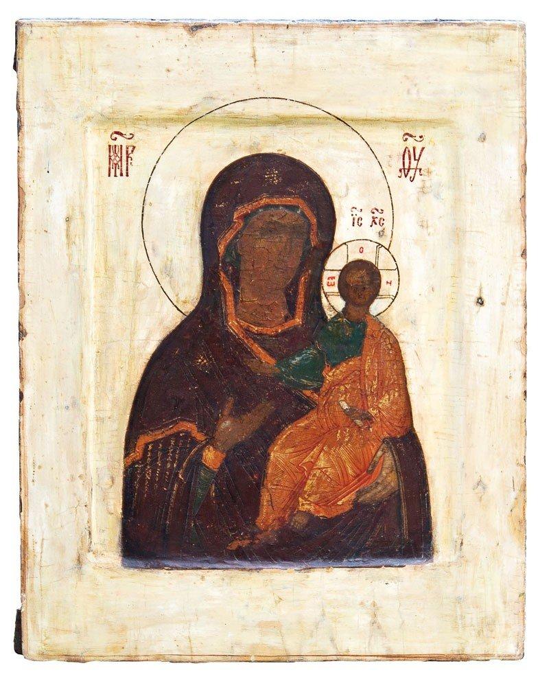 12: Gottesmutter Smolenskaja