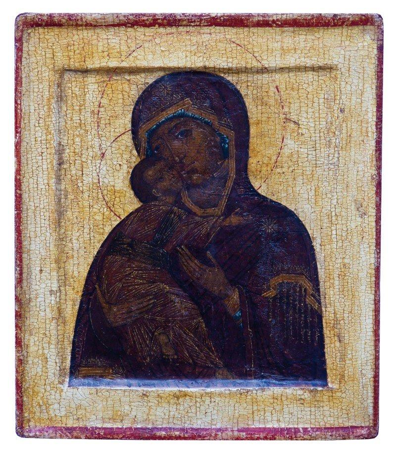 13: Gottesmutter von Wladimir (Wladimirskaja)