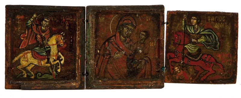 16: Triptychon