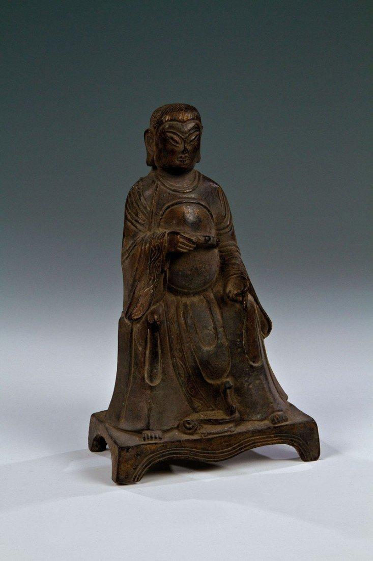 889: Sitzender Buddha