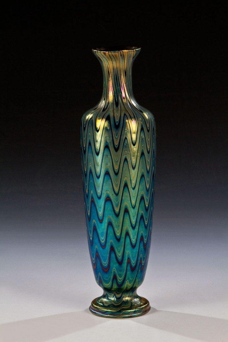 1057: Vase ''rubin Phänomen Gre 6893''