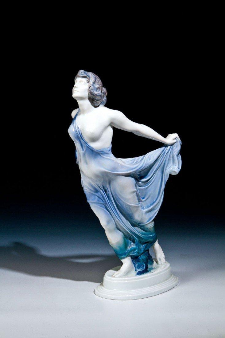 2: Seltene Tänzerin