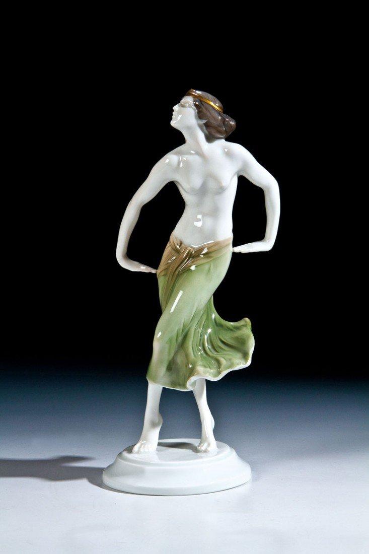 9: Ägyptische Tänzerin