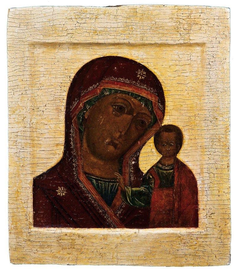 5: Gottesmutter von Kasan (Kasanskaja)