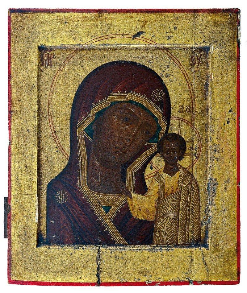 11: Gottesmutter von Kasan (Kasanskaja)