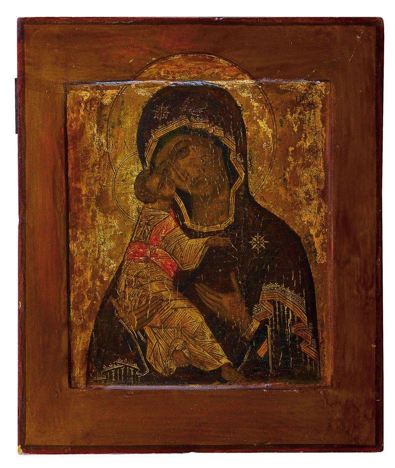 12: Gottesmutter von Wladimir (Wladimirskaja)