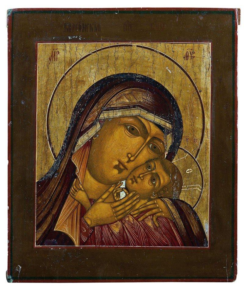 13: Gottesmutter von Cherson (Korsunskaja)