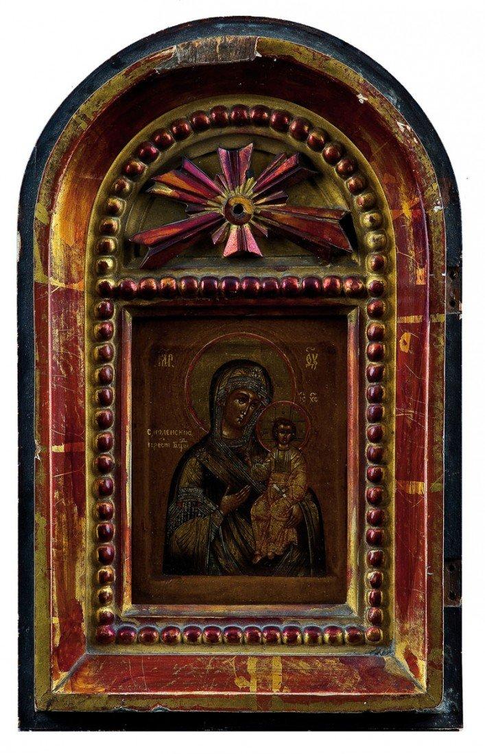 18: Gottesmutter von Smolensk (Smolenskaja)