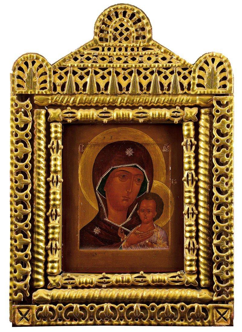 19: Gottesmutter Petrowskaja