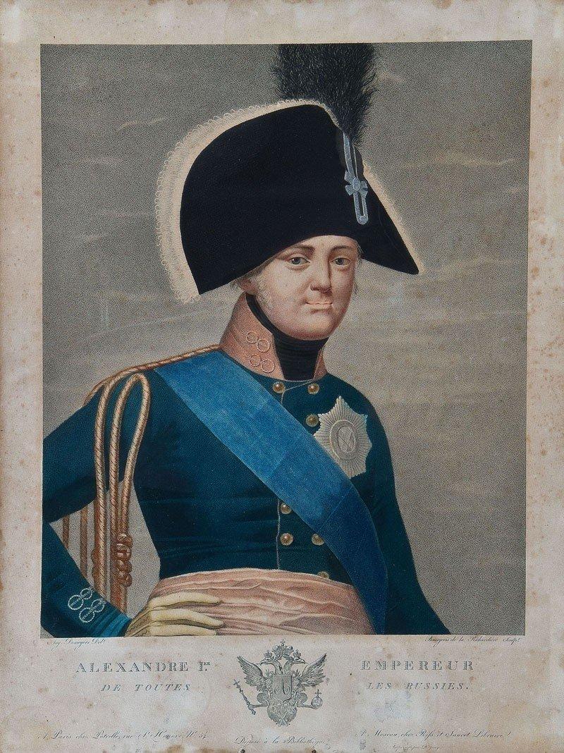 591: Antoine-Achille Bourgois de la Richardiere