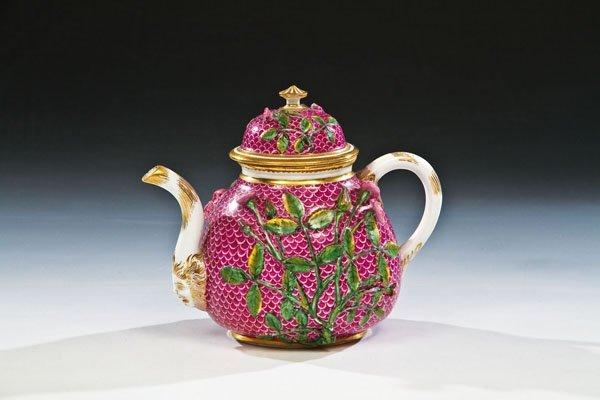 3: Seltene Teekanne