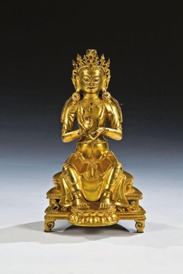 827: Maitreya (Buddha der Zukunft)