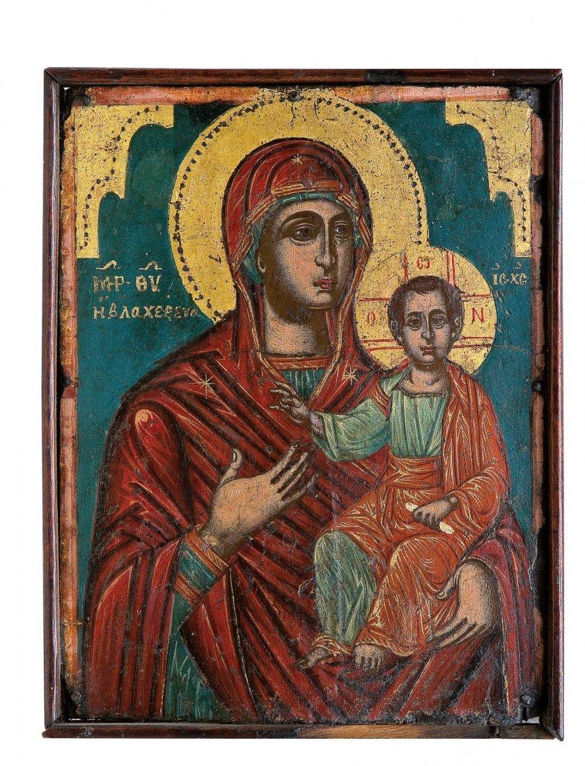 13: Gottesmutter Blachernitissa