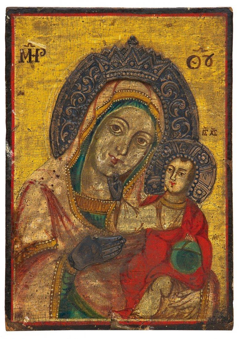 14: Gottesmutter Hodegetria