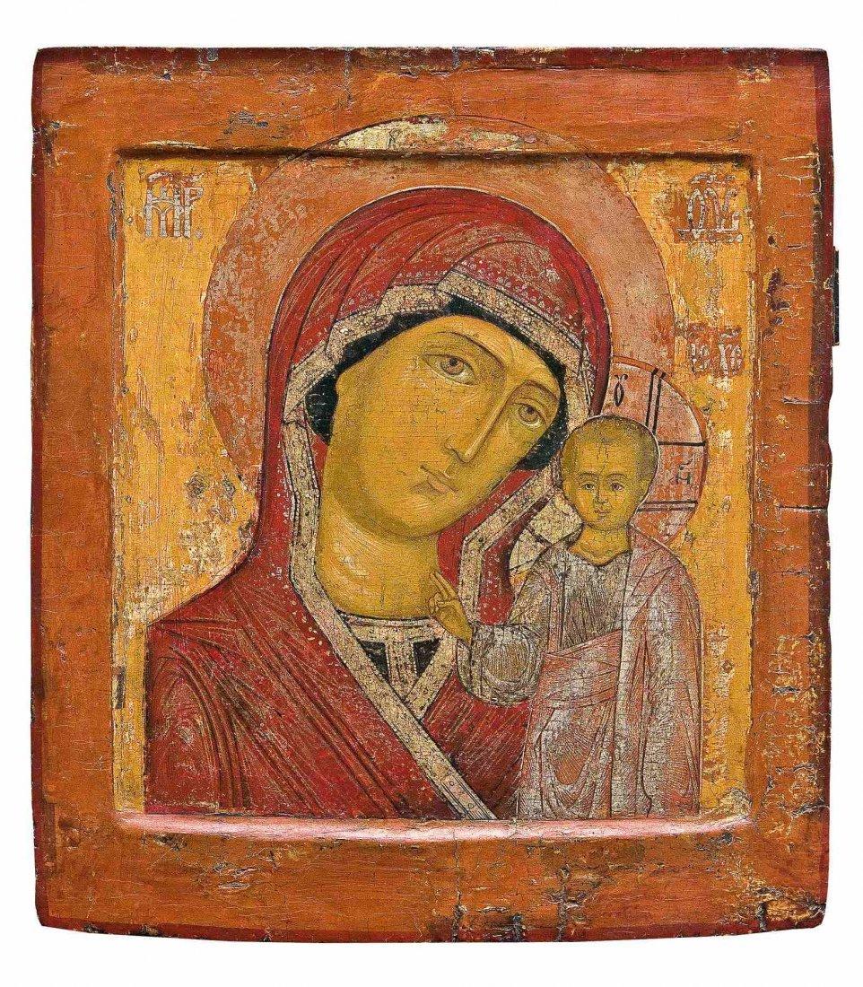 17: Gottesmutter von Kasan (Kasanskaja)