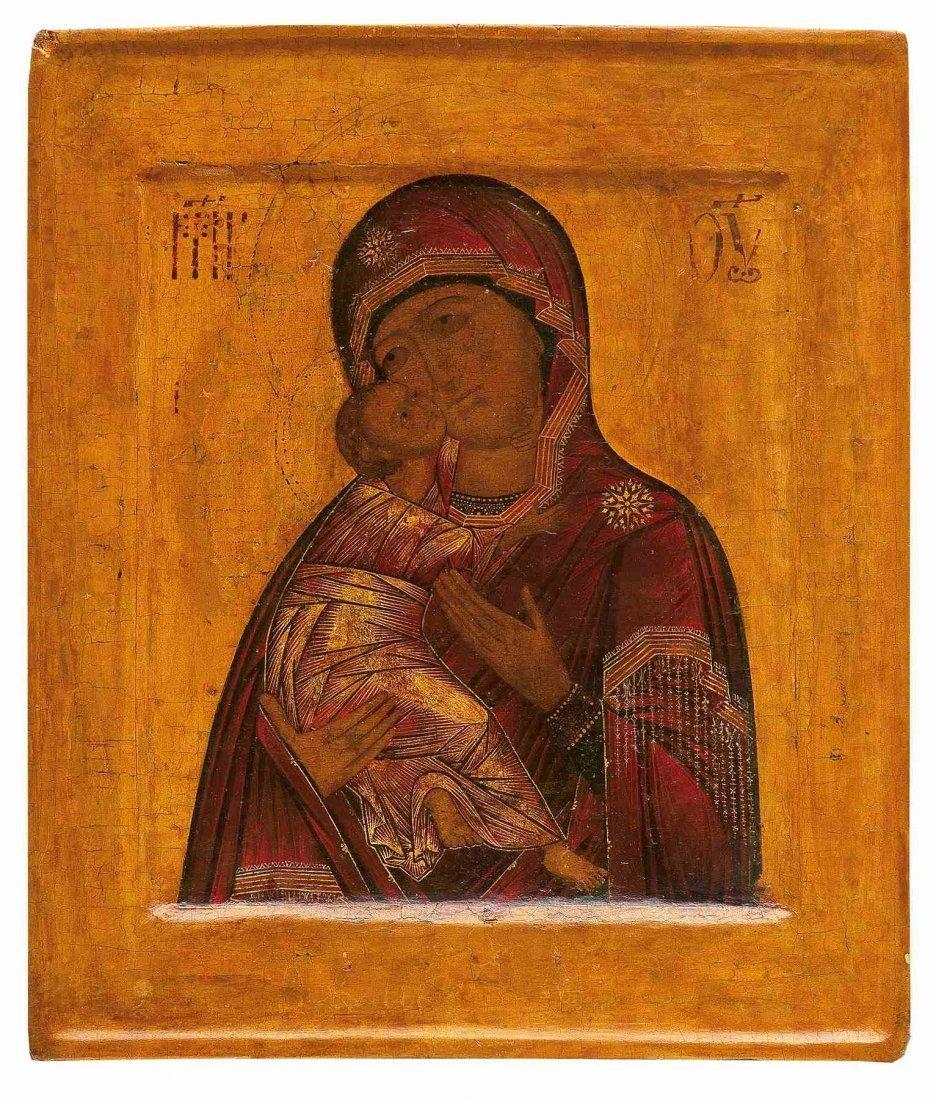 18: Gottesmutter von Wladimir (Wladimirskaja)