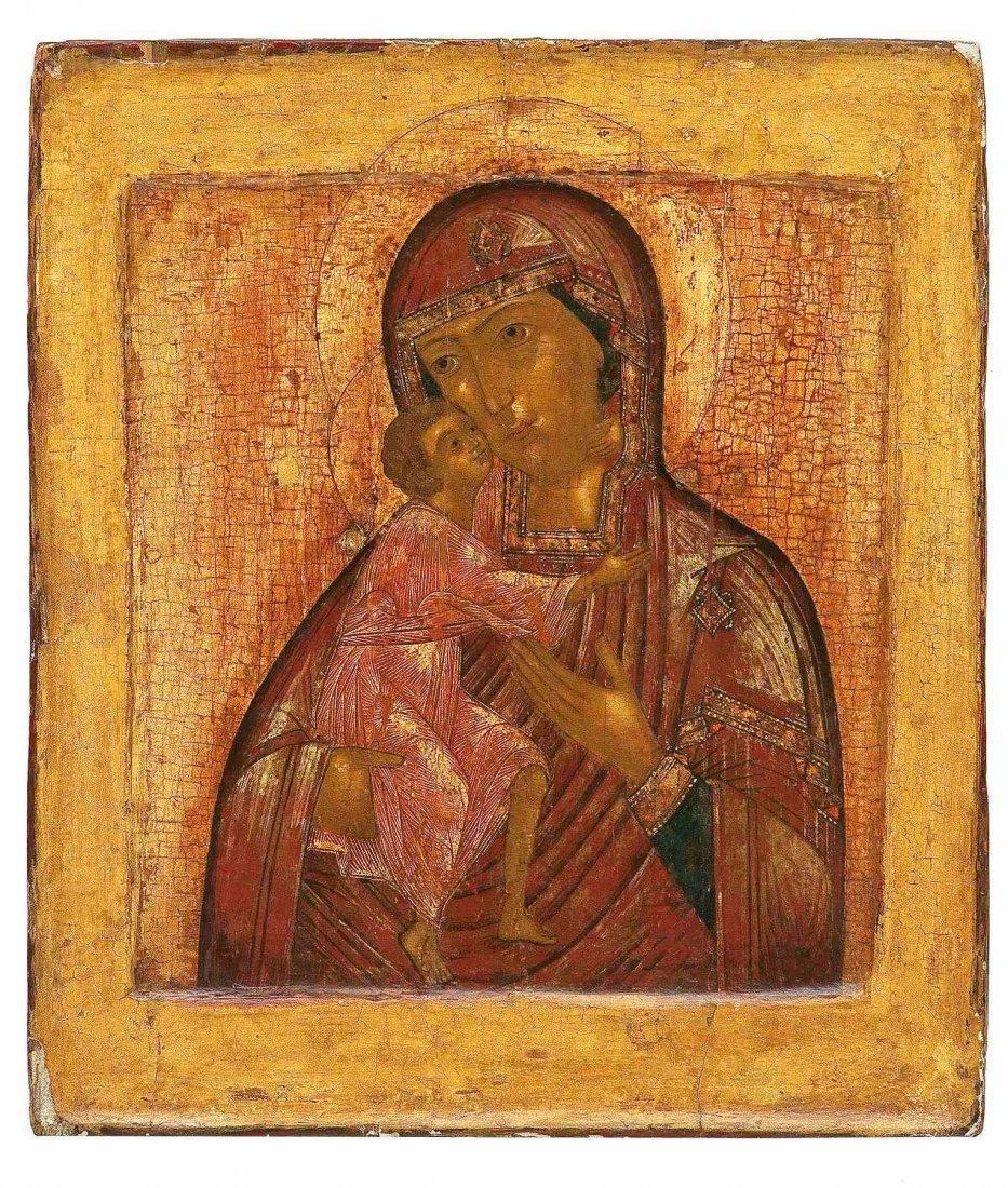 19: Gottesmutter von Wladimir (Wladimirskaja)