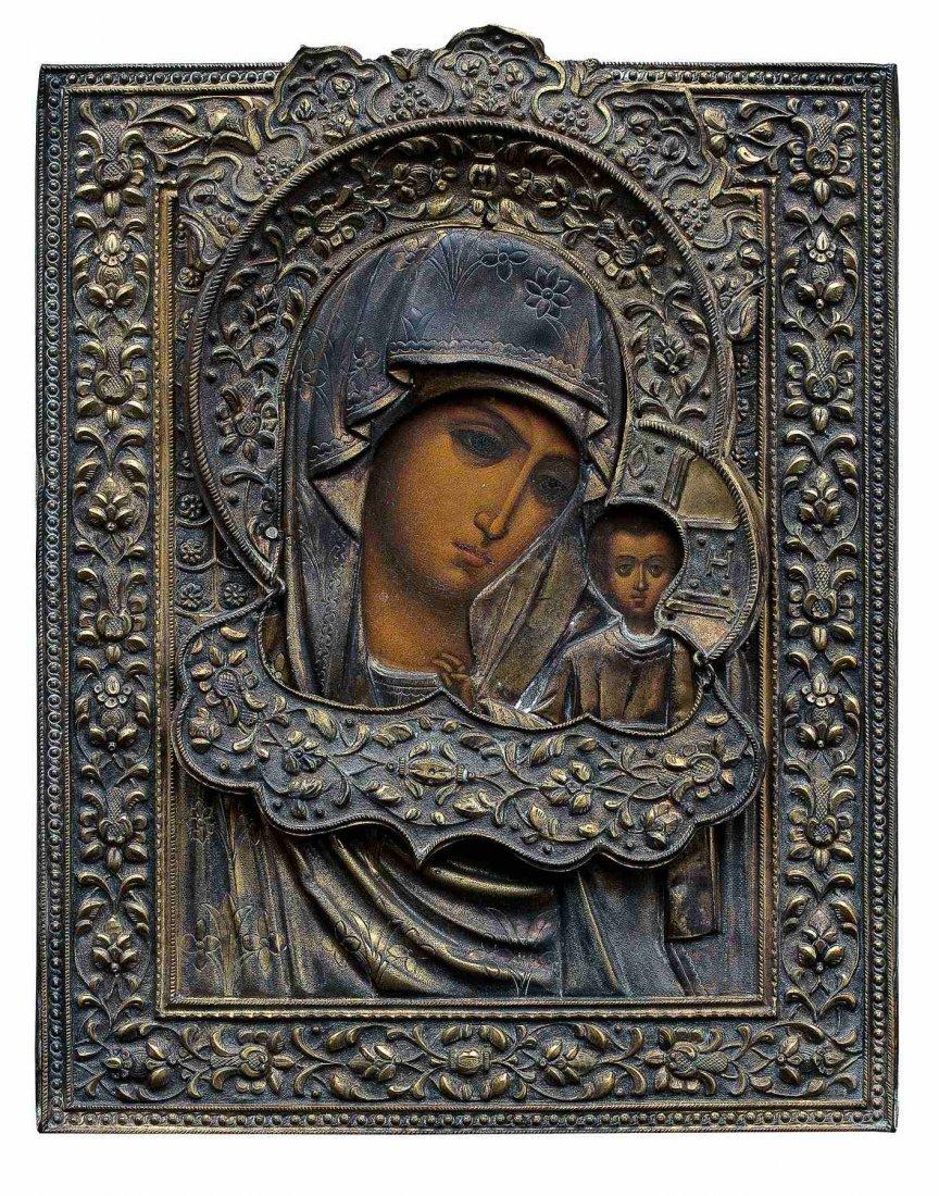 20: Gottesmutter von Kasan (Kasanskaja)