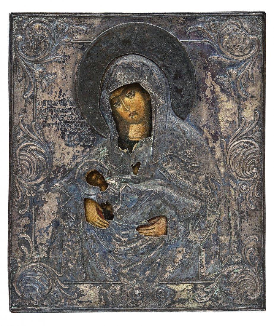 23: Gottesmutter ''Lindere meinen Kummer''