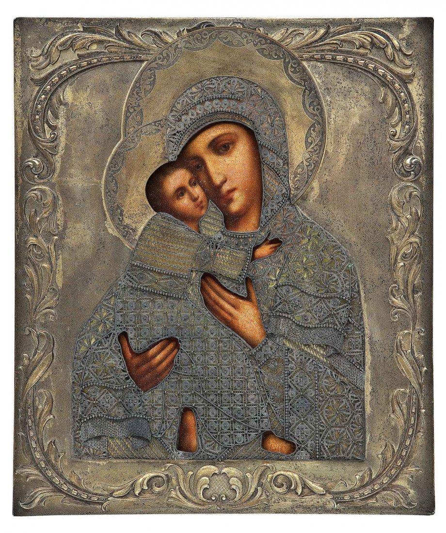 110: Gottesmutter von Wladimir (Wladimirskaja)