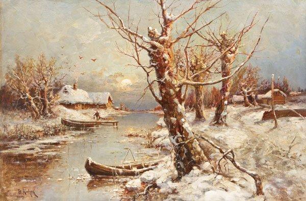 543: Julius Sergius Klever