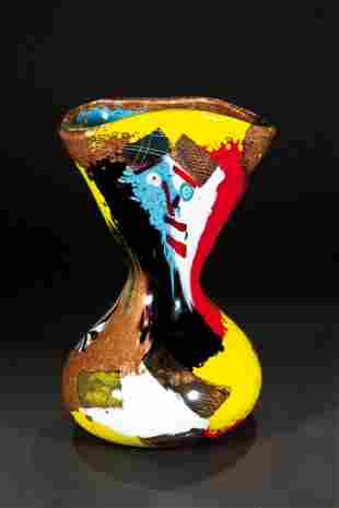 Bedeutende Vase ''Geltrude''