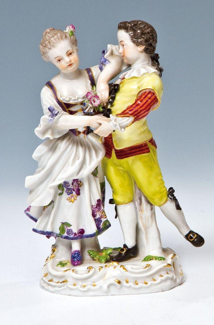 Junges Tanzpaar