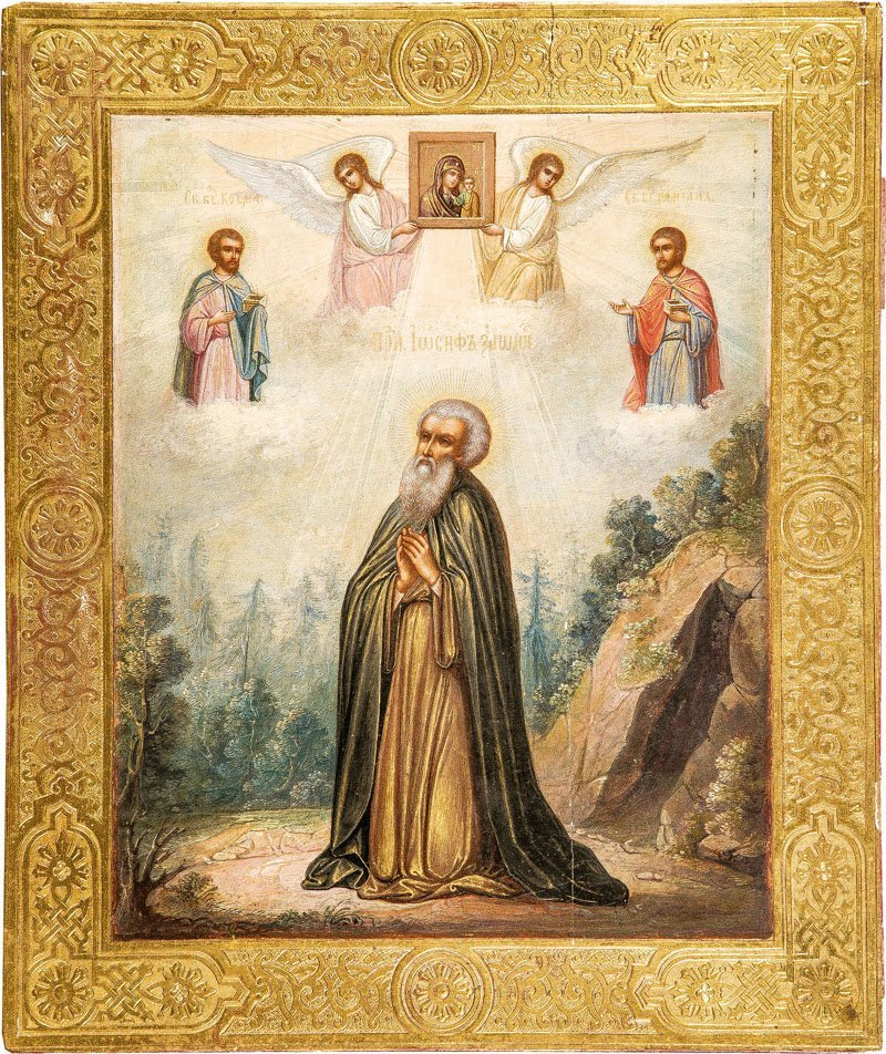 Heiliger Josef von Wologda