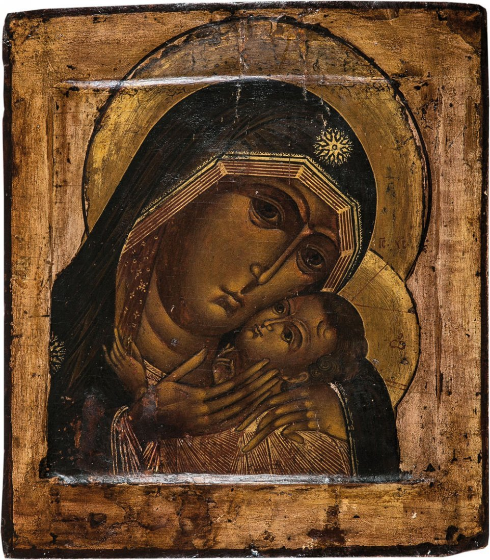 Gottesmutter Umilenie von Korsun (Korsunskaja)