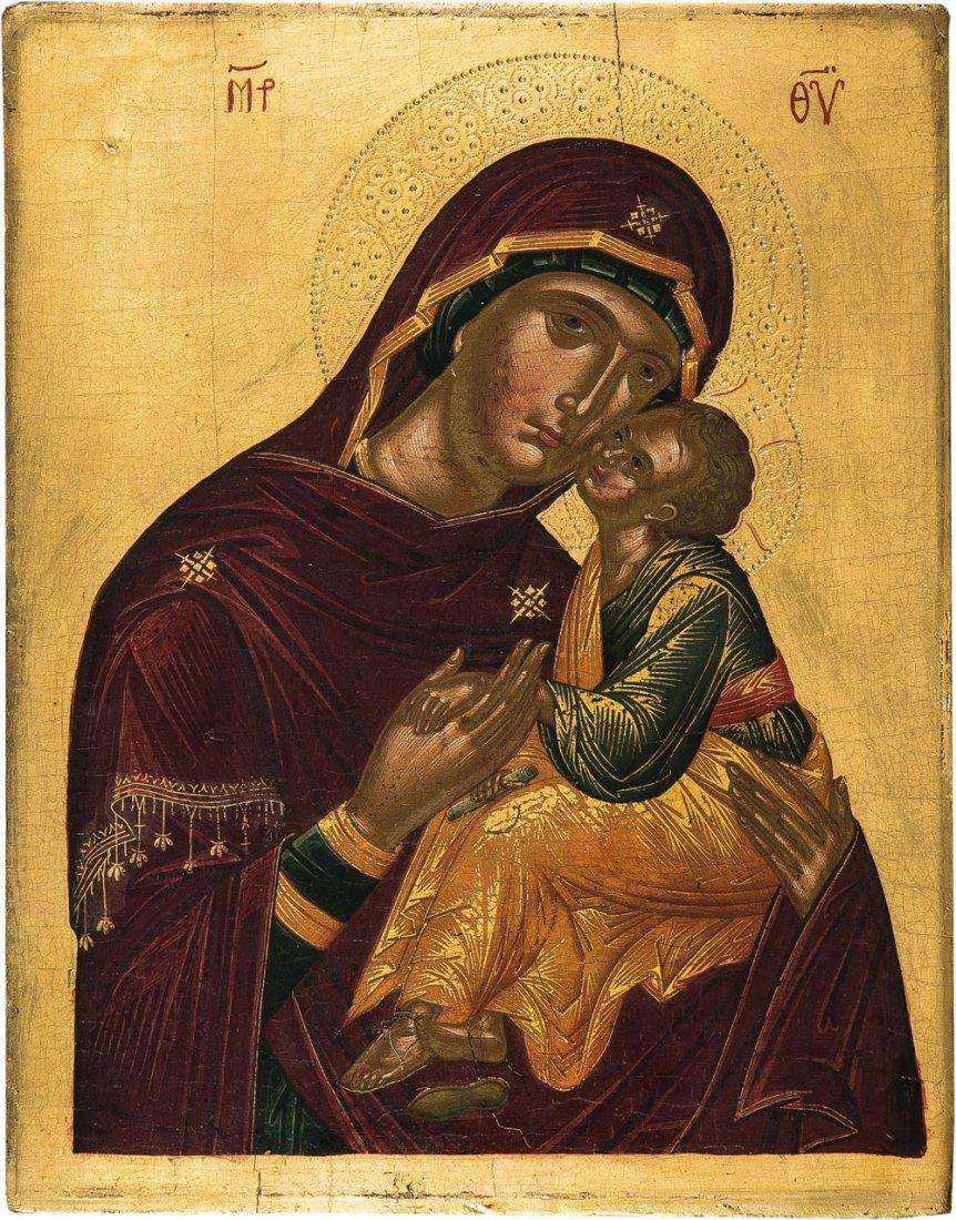 Gottesmutter Umilenie