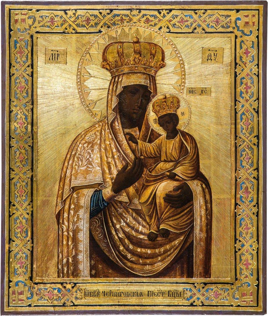 Gottesmutter Tschernigowskaja