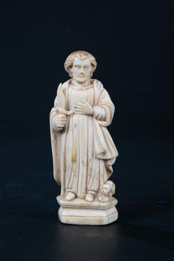 Religiöser Bildhauer