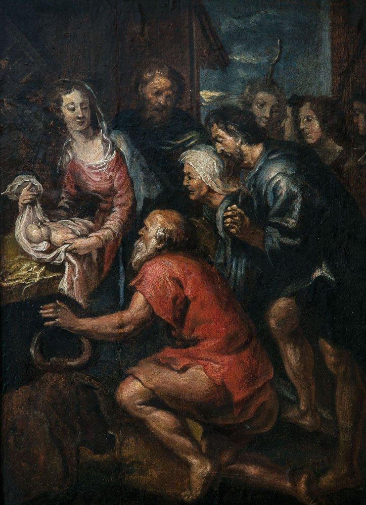 Religiöser Maler