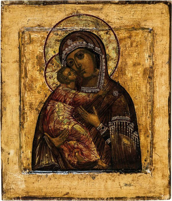 Gottesmutter Wladimirskaja