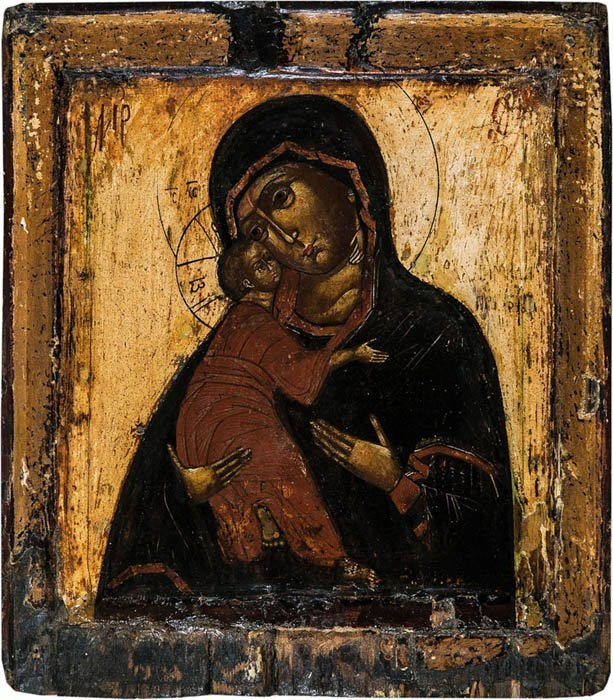 Gottesmutter von Wladimir (Wladimirskaja)