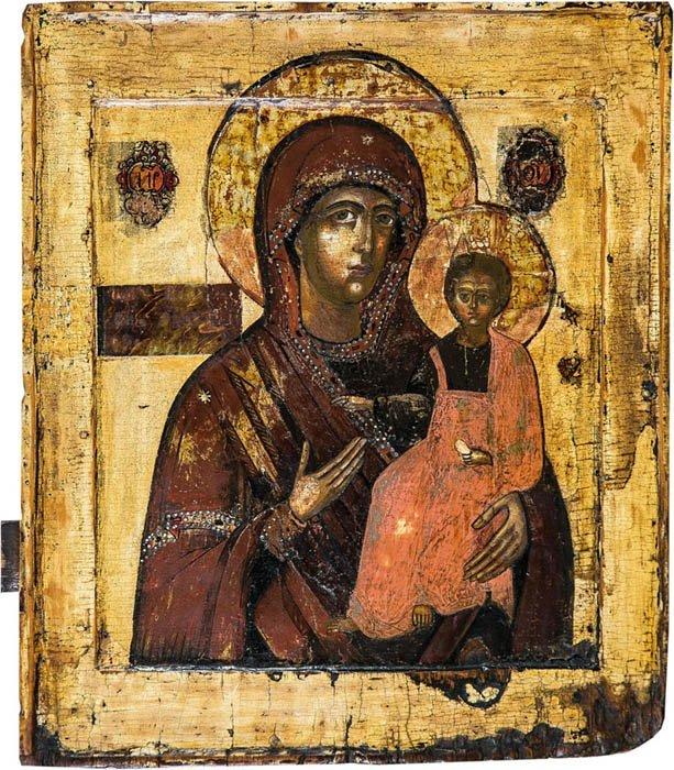 Gottesmutter Hodegetria (Smolenskaja)