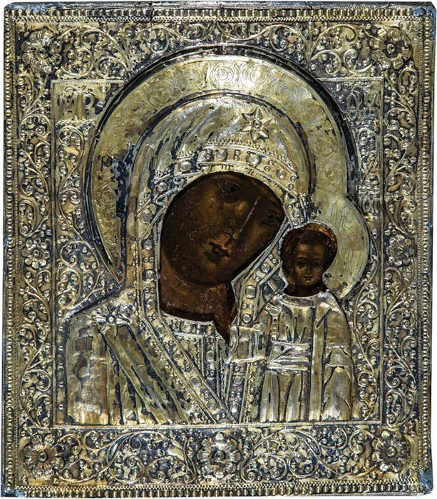 Gottesmutter von Kazan