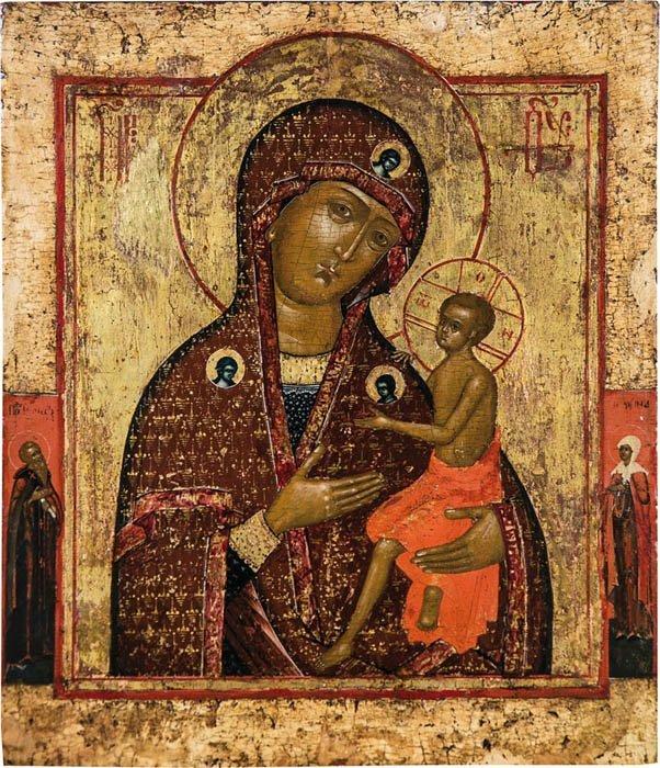 Gottesmutter von Arabien (Arabskaja)