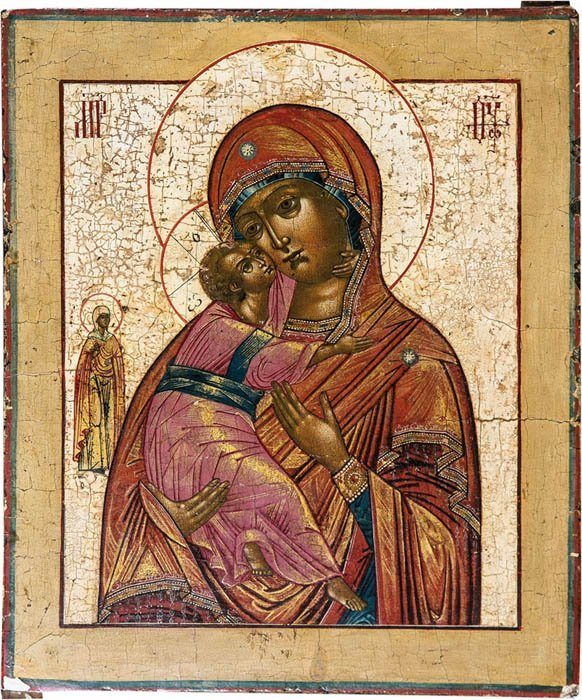 Gottesmutter von Wladimir