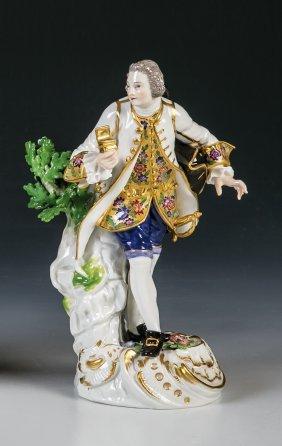 Kavalier mit Gold - Tabatire