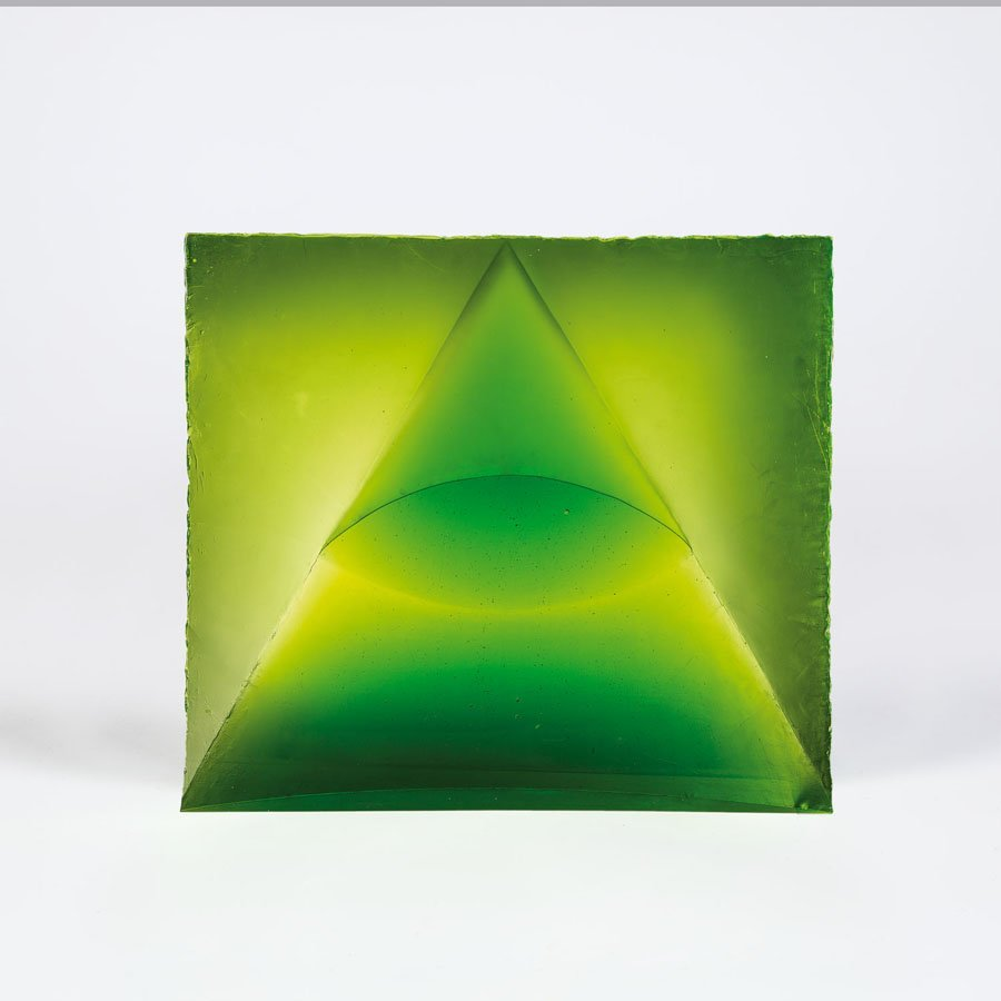 Bedeutendes Objekt ''Green Eye of the Pyramid''