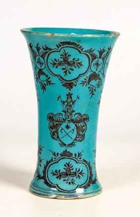 Vase Mit Wappen