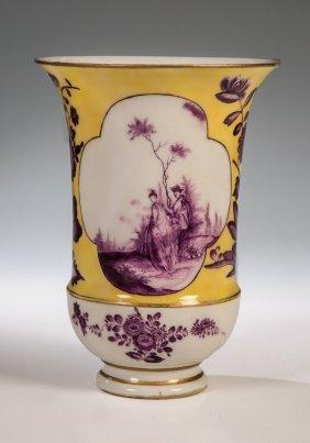 Seltene Augustus-rex - Vase