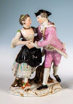 Verliebtes Tanzpaar