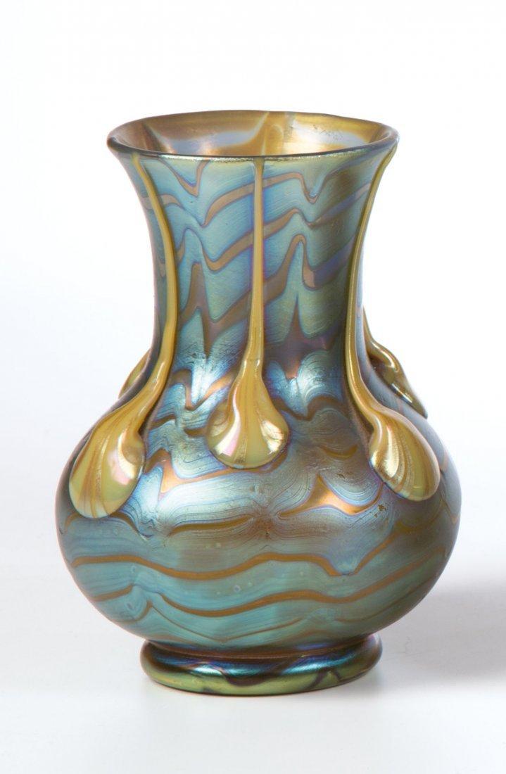 Vase ''Opal Phänomen Gre 1/4''